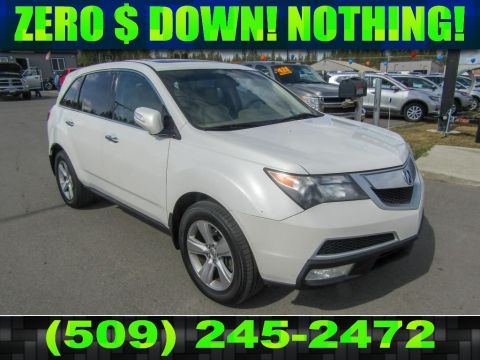 Pre-Owned 2010 Acura MDX Technology Pkg 3.7L V6 4v4 SUV