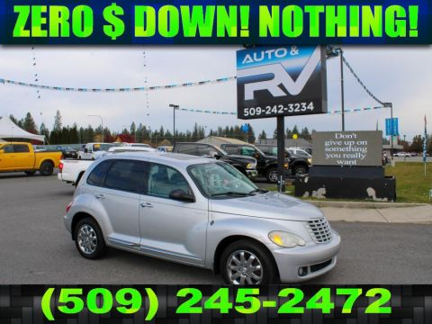 Pre-Owned 2006 Chrysler PT Cruiser LHD Limited 2.4L FWD SUV