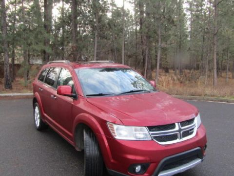 Pre-Owned 2011 Dodge Journey R/T AWD SUV