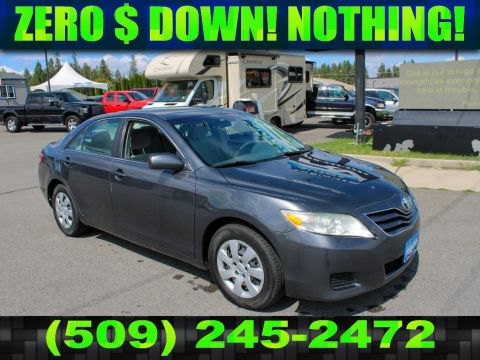 Pre-Owned 2011 Toyota Camry LE 2.5L Front Wheel Drive Sedan