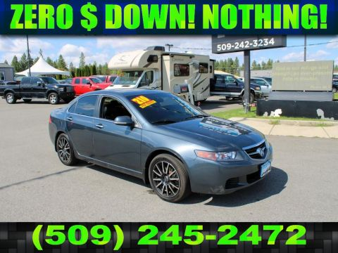Pre-Owned 2004 Acura TSX 2.4L Front Wheel Drive Sedan