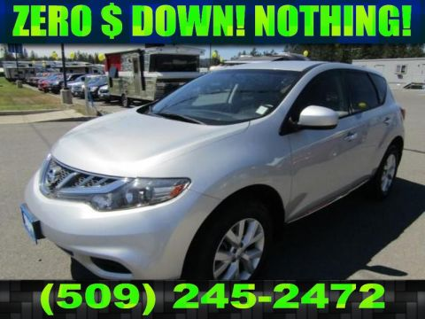 Pre-Owned 2014 Nissan Murano S 3.5L V6 All Wheel Drive SUV
