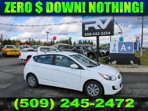 Pre-Owned 2016 Hyundai Accent SE 1.6L FWD Hatchback